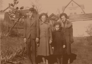 Bill, Hannah, Virginia, Ruth