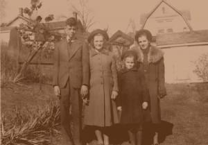 Bill, Hannah, Virginia, Ruth